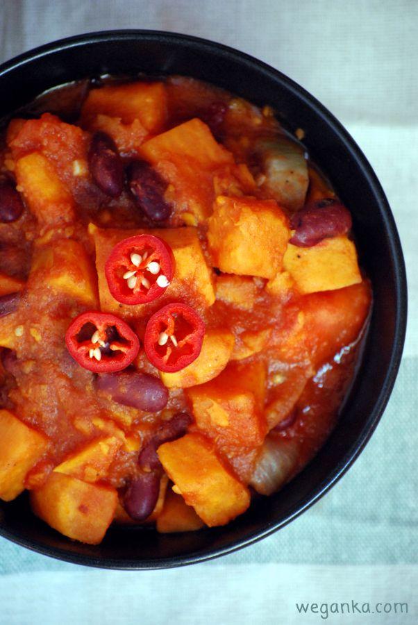 Chili z batatami