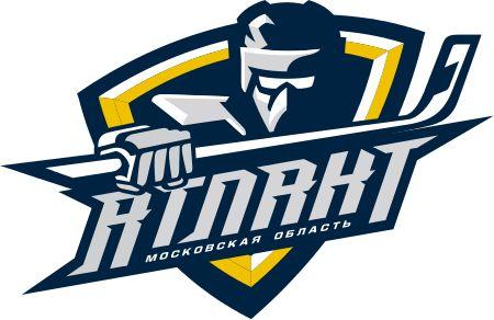 Atlant. Kontinental Hockey League.Mytishchi. Russia