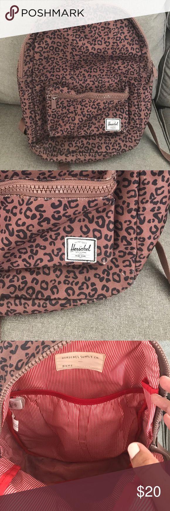 Herschel kids backpack Cheetah Herschel backpack Herschel Supply Company Accessories Bags