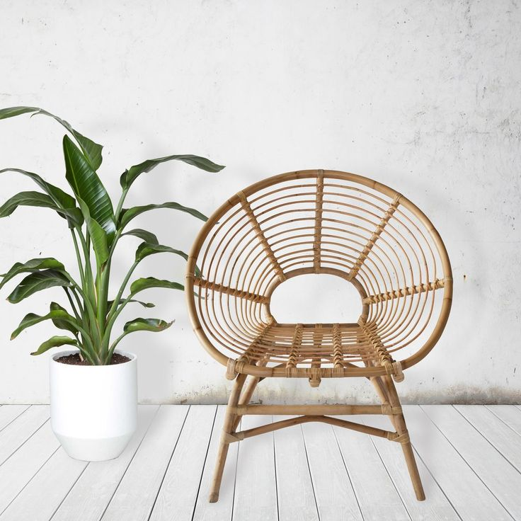 Ring Rattan Chair | Forma Living