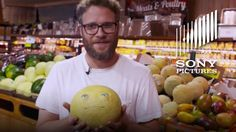 Sausage Party's Seth Rogen Surprises Grocery Store Shoppers With Animatronic Talking Food