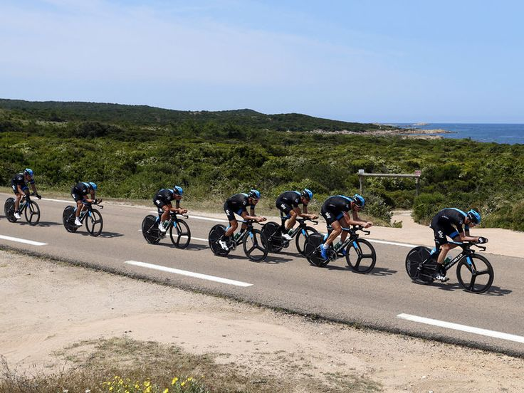 Team Sky | Pro Cycling | Tour de France | Latest News | Tour de France presentation gallery