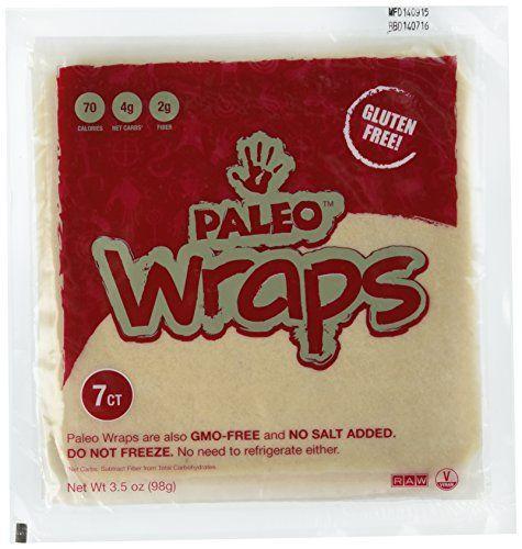 Julian Bakery Paleo Wraps Gluten Free Coconut Wraps, 7 Count Julian Bakery http://www.amazon.com/dp/B017N8HLLC/ref=cm_sw_r_pi_dp_q0DYwb08JMZA9