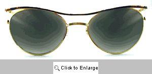 Stimson Vintage Metal Sunglasses - 243 Tortoise