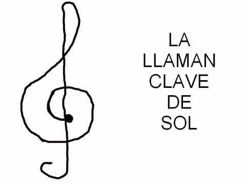 LA CLAVE DE SOL