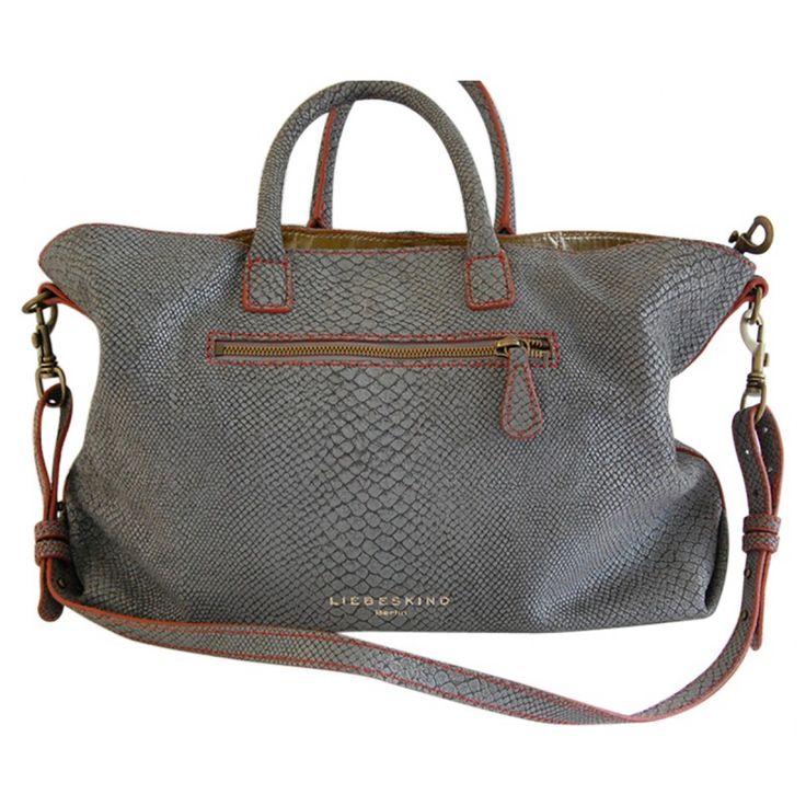 Grey Handbag | Liebeskind | Catchys