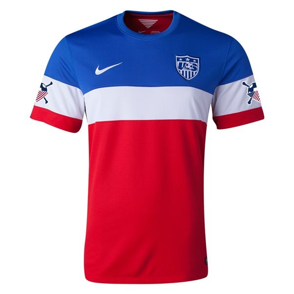 36e32372b58 Low Price USA Womens World Cup 2014 Away Soccer Jersey Shirt - Red Blue  Custom Name ARGENTINA HOME JERSEY 2014 LS (MESSI 10) A Lionel ...