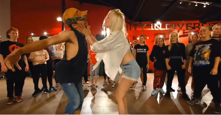 This dance tribute to Keith Urban and Carrie Underwood's hot duet is going viral