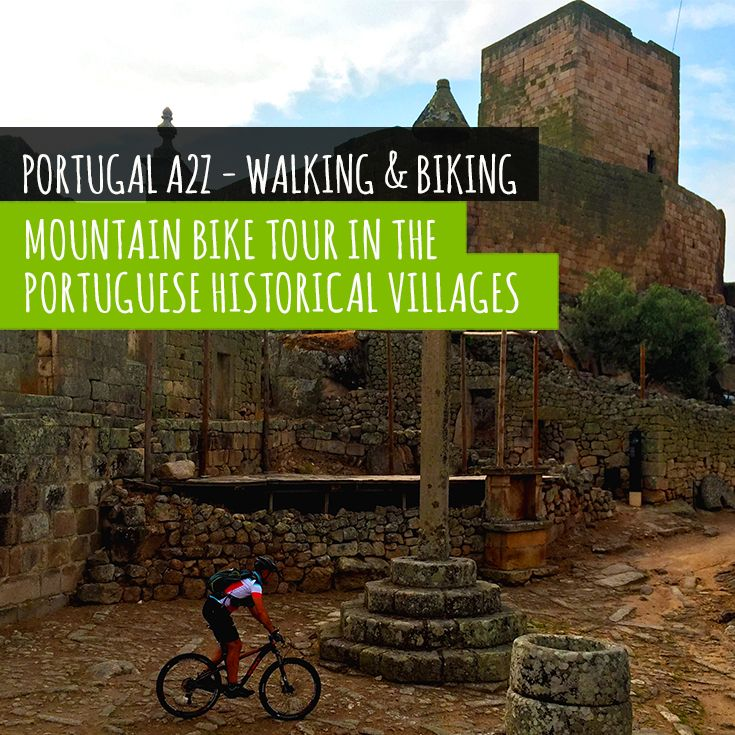 Visit remote 12th Century Historical Villages by mountain bike.