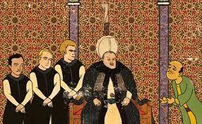 Resultado de imagen de pintura del arte otomano
