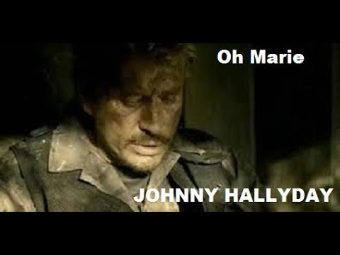 31 best vido clip chanson images on pinterest music songs and oh marie johnny hallyday stopboris Image collections