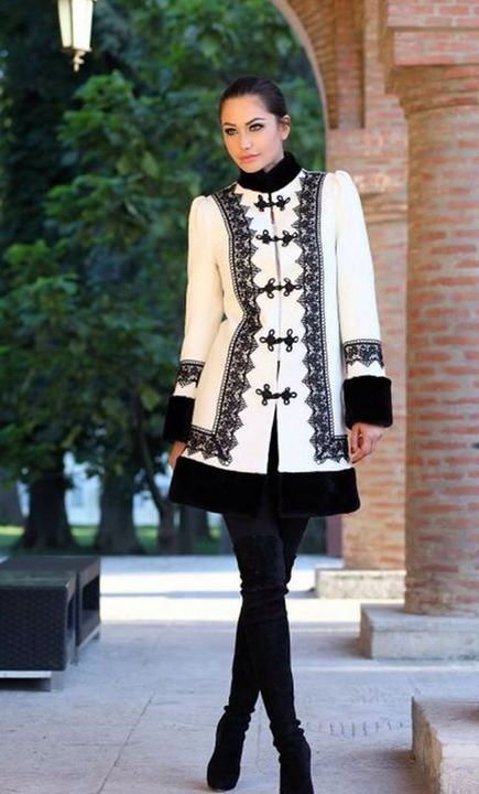 #Ukrainian #style  Vía Chernezkaya Svetlana