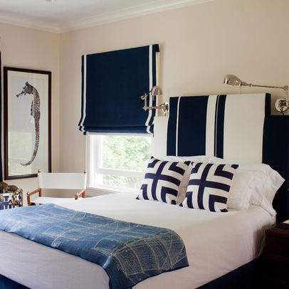 Blue And Dream Rooms