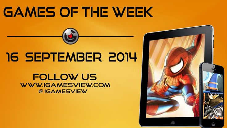 [Must Watch] Best iOS Games Of the Week 16th September 2014 by iGamesView!  Goblin Sword  Phantom Rift  Spider-man Unlimited  DRAGON QUEST I   Chronology: Time Changes Everything  Hyper Trip  #gamesoftheweek #iphonegames #iOS #gameplay #best #games #igv   like this video? Then Repin it! Follow us [http://www.pinterest.com/igamesview/] today for latest iOS gameplays,Games of the week/month, Reviews, Previews, Trailers, Cheat Code, walkthroughs & more.