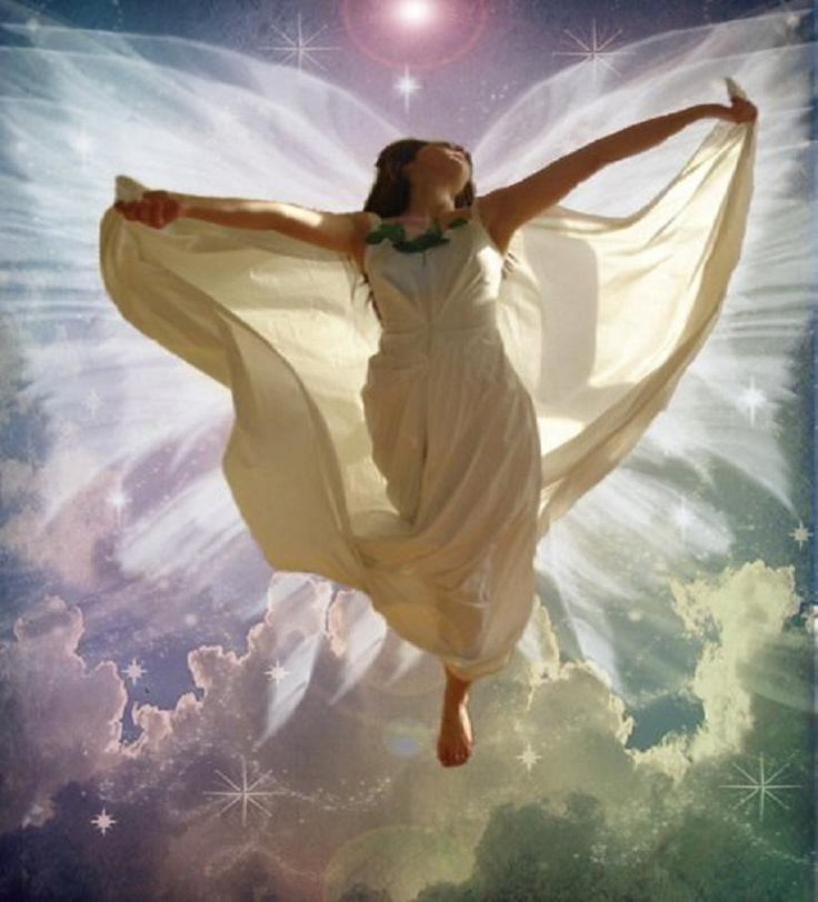 Angels Assist Us In Connecting With A Powerful Yet Gentle Force Which Encourages To Live Life Its Fullest