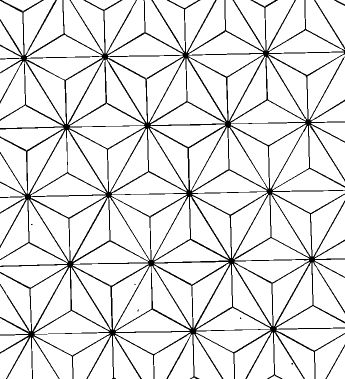Printable Tessellations Coloring Pages