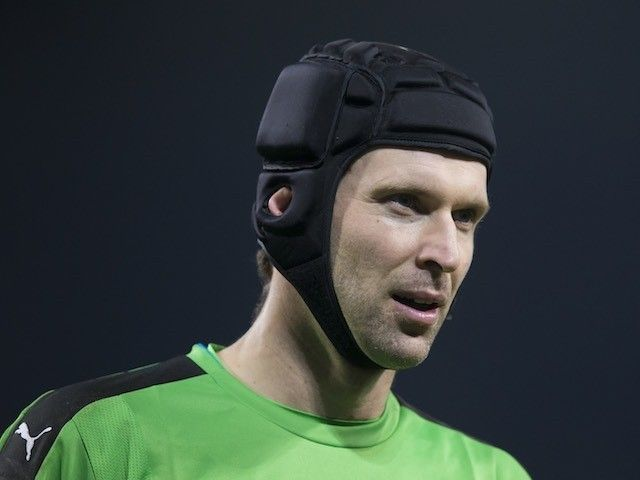 Petr Cech pleased with personal form despite lack of clean sheets