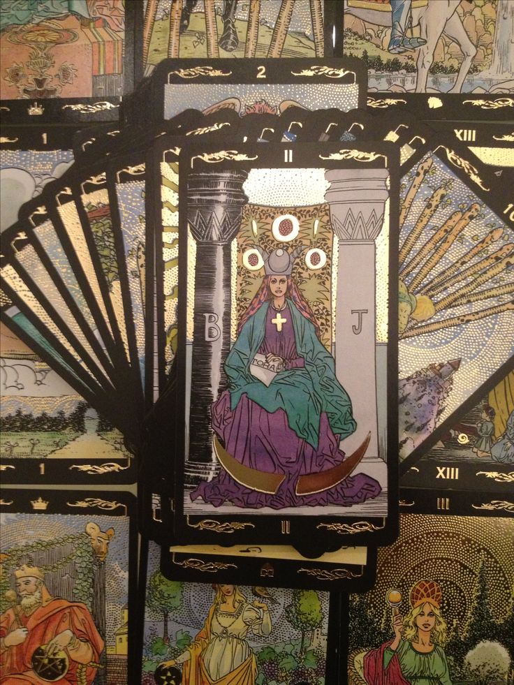 1000+ Images About My Tarot Collection On Pinterest