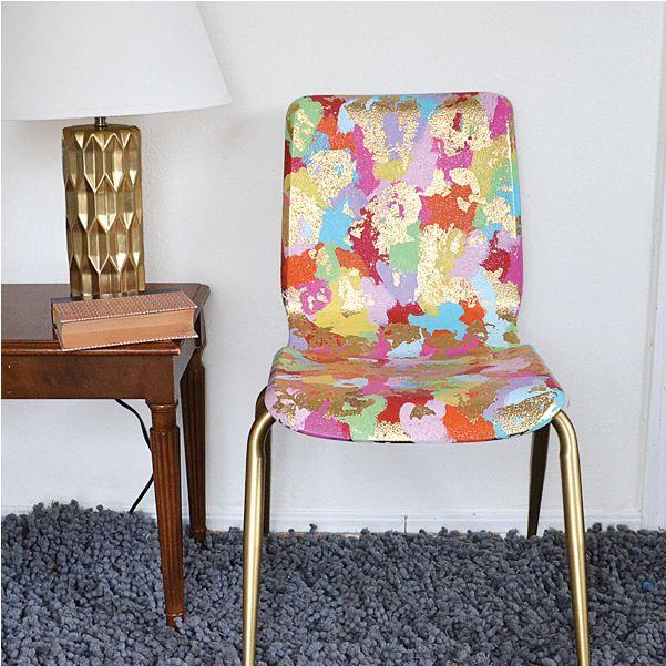 5 astuces pour customiser une chaise d enfant - Customiser une chaise ...