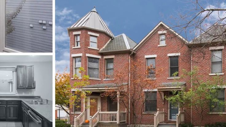 Home for Sale in Columbus - 317 W 2nd Avenue