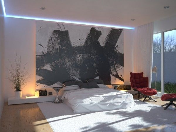 25 Best Ideas About Contemporary Bedroom Designs On