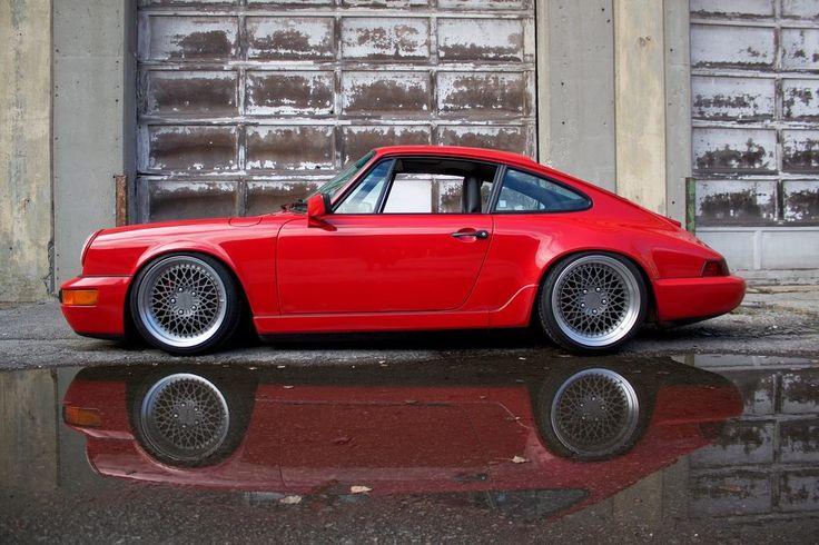 Porsche 964 mirror Nunca pasa de moda
