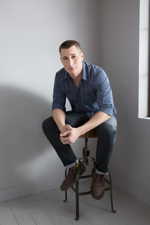 i want to marry this man, Brendan Fehr