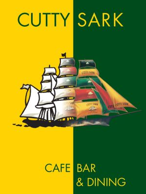 Cutty Sark Cafe Bar & Dining στο Χαϊδάρι