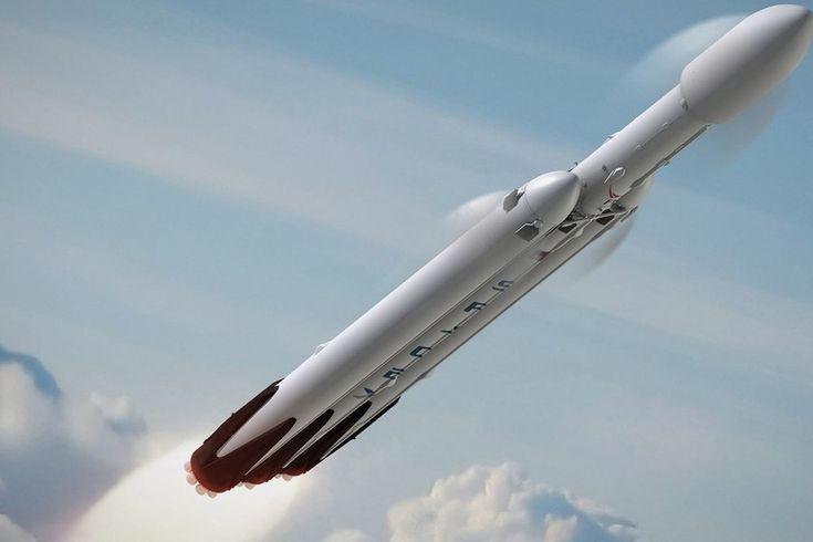 ICYMI: Elon Musk enviará a Marte un Tesla Roadster (de color rojo, cómo no) en su Falcon Heavy.   7.2. 2018,  www.netkaup.is NCO eCommerce, IoT www.nco.is