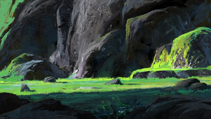 Environment Sketches 2 on Behance