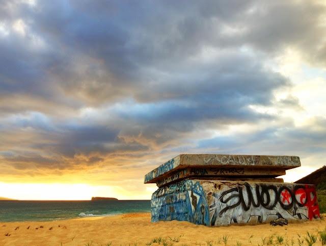 Big Beach pillbox