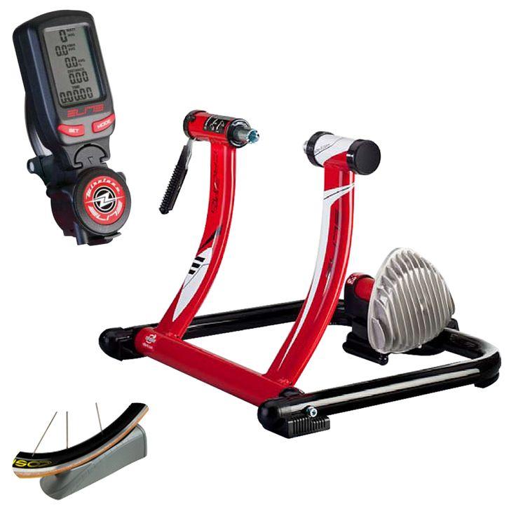 Los rodillos para bicicletas son altamente recomendados para desarrollar una técnica de pedaleo suave, uniforme y eficiente, el Dr. Jaime Pringe...