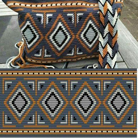 Wayuu Clutch Modelleri 79