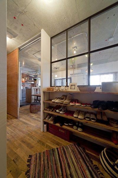 シンプルハウス 一級建築士事務所|ラスティックな雰囲気は、昔通っていた木造小学校がお手本。LDKは玄関側に大移動!(大阪府 Mさん/マンション)|Goodリフォーム.jpの住宅リフォーム情報