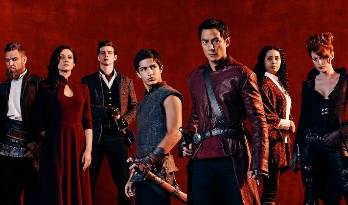 Into The Badlands Trailer