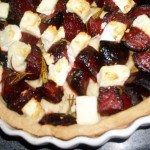 Beetroot & Feta Tart – 24p a portion