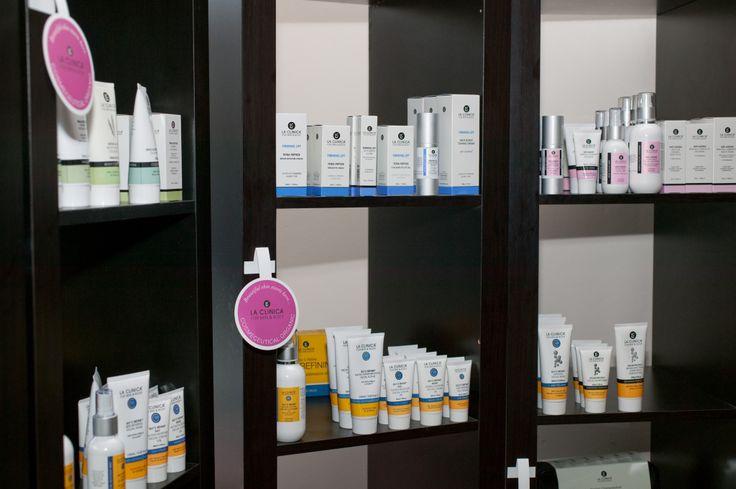 La Clinica Skincare.