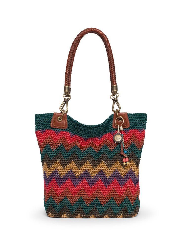 Crochet Bennett Bolsa