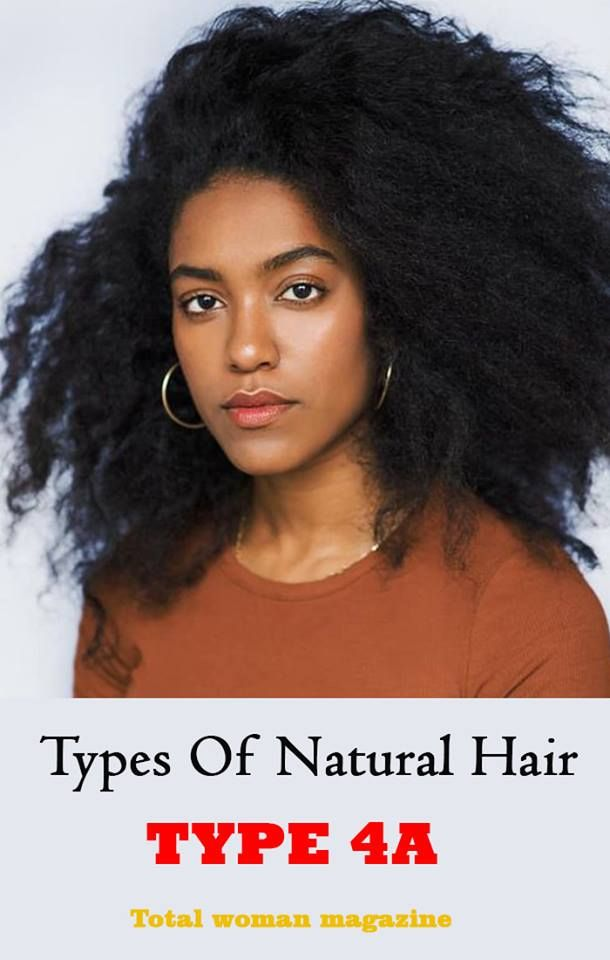 The Ultimate Guide To Types Of Natural Hair Your Guide To Natural