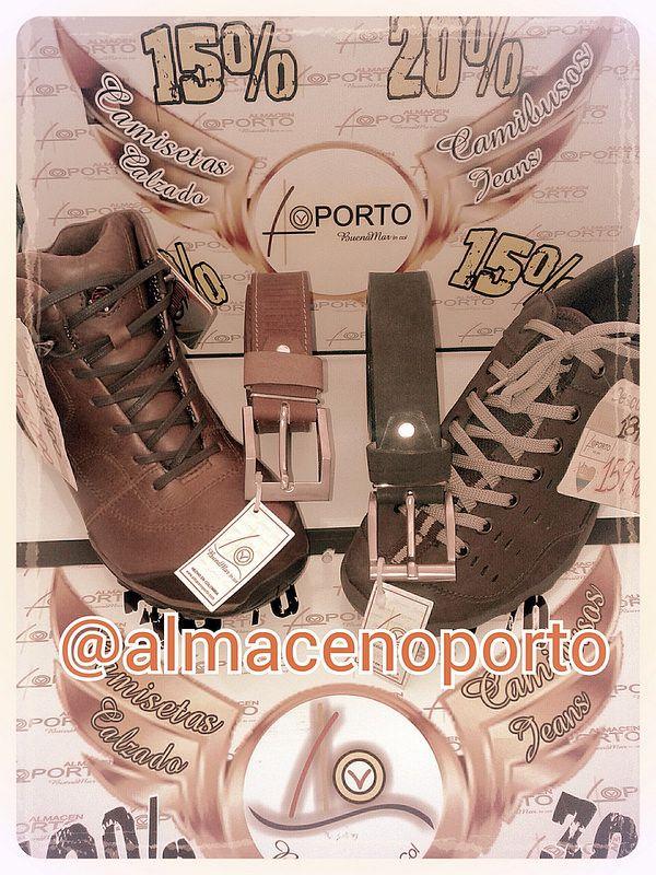 Promociones, calzado y correas @almacenoporto #Cartago descuentos  10 % 20% 30%