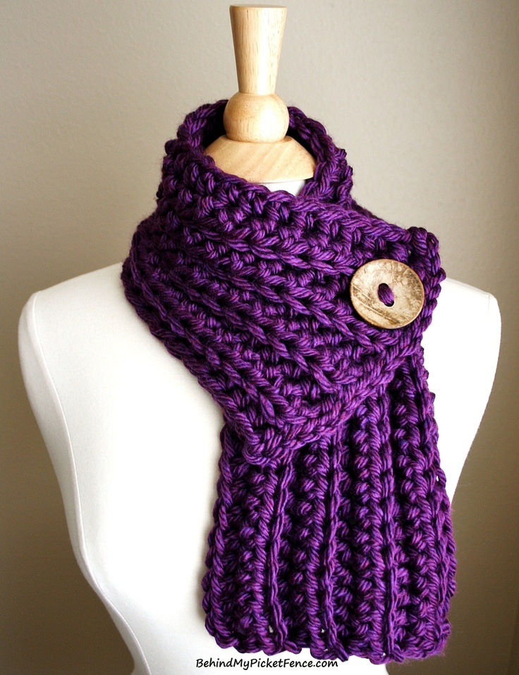 New Color  WEST BAY SCARF   Warm soft & by BehindMyPicketFence, $39.00