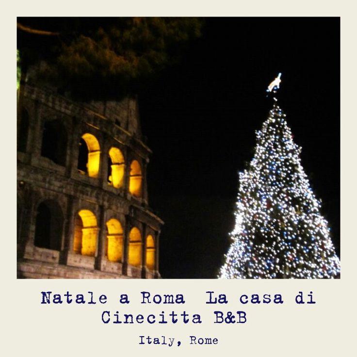 Natale a Roma La casa di Cinecitta Bed and Breakfast Roma