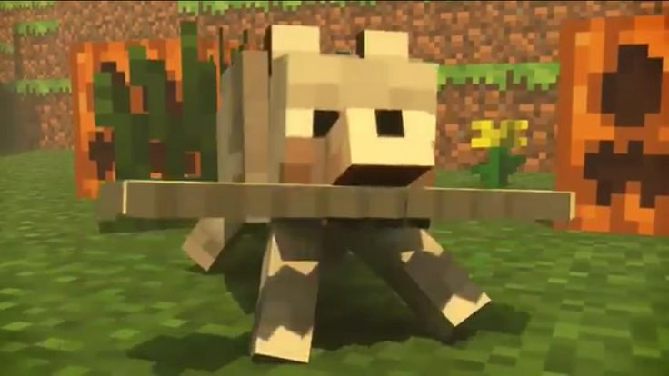 Wolves, Minecraft and Minecraft wolf on Pinterest