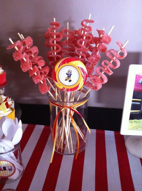 Fireman Sam Birthday Party Ideas | Photo 1 of 16 | Catch My Party