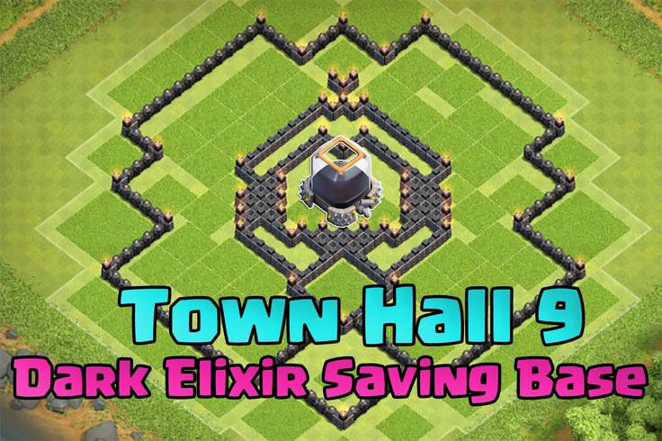 TH9 Best Dark Elixir Saving Base Layout With Proof. Clash of clans best dark elixir farming base ever th9. TH9 dark elixir saving base 2016. th9 dark elixir farming base 2016. TH9 dark elixir farming base anti giant th9 base. Best th9 dark elixir farming base 2016 update. Anti dragon dark elixir farming base TH9. TH9 best anti GOHAHO dark elixir saving base layout with replays. TH9 dark elixir farming base replays. Watch more th9 clash of clans dark elixir farming base 2016…