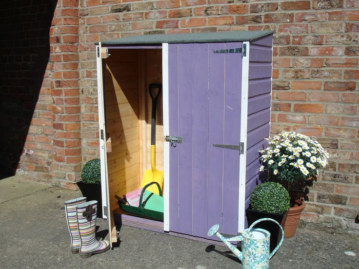picture garden sheds very