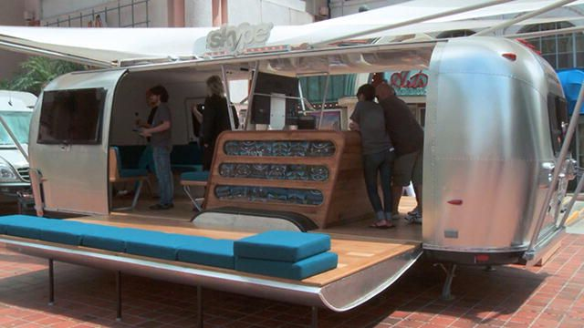17 Best Images About Custom Airstream Trailers On