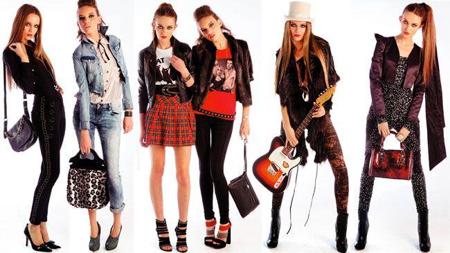 Casual Rocker Chic The Rocker In Me Pinterest Rock