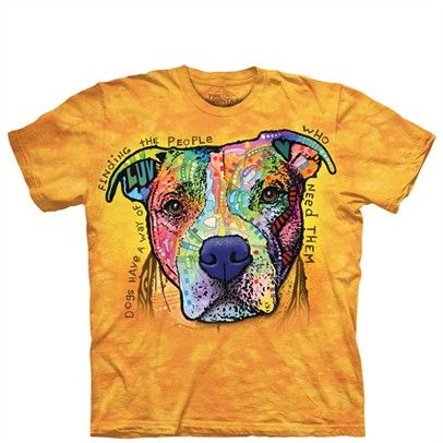 buyinvite.com.au - Dogs Have A Way T-shirt Yellow