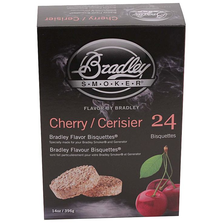 Bradley Smokers Cherry Smoker Bisquettes
